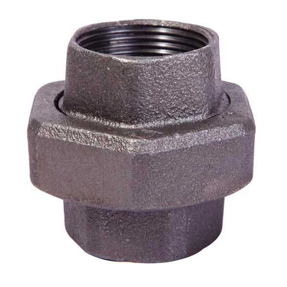 340 Union, conical joint, iron to iron seat